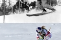 التزلج على الجليد.
