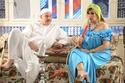 زوج ابنة الفنانة فيفي عبده معها في إحدى المشاهد