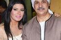 صورة جمعت عزة مجاهد بزوجها محمود الدسوقي