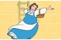 صور: كيف أصبحت أميرات ديزني بعد زيادة الوزن؟ بعضهن يصعب التعرف عليه
