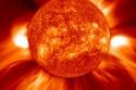 درجة حرارة الشمس
