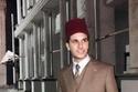 أحمد سمير في مرحلة الشباب