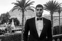 شبيه عمر الشريف: من هو الممثل الشاب أحمد حسنين من مسلسل بـ100 وش؟
