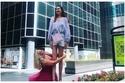 صور تعرفوا على ثاني أطول فتاة في العالم: هكذا تبدو مع الكعب العالي
