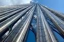 برج  ستاينواي في منطقة مانهاتن في مدينة نيويورك الأمريكية