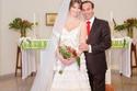 أنابيلا هلال في حفل زفافها