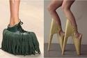 صور تصميمات أحذية أغرب من الخيال