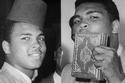 رفض اعتناق الإسلام عام 1959 لكنه أعلنه بعد ذلك عام 1961.