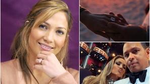 صور: صاحبة أغلى خواتم الخطوبة في العالم.. 6 خواتم مذهلة لجنيفير لوبيز