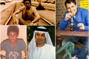 25 صورة : ظافر عابدين كما لم تراه من قبل.. الأخيرة صورة مزيفة لعائلته