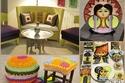 صور ديكورات شعبية مصرية تعود كاحدث صيحة بتصميمات مدهشة