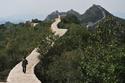 هكذا صار شكل سور الصين العظيم بعد ترميمه بطريقة غير احترافية
