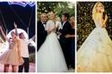 صور: زفاف الأحلام.. هذه الفتاة زفافها كان أجمل من زفاف ميغان ماركل 💔