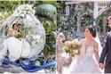 حفل زفاف أسطوري على طريقة القصص الخيالية