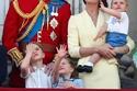 الأمير لويس في نفس إطلالة عمه