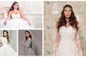 صور: بدون زواج نجمات ظهرن بفساتين الزفاف.. رقم 20 تسببت في جدل كبير