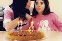 جيني إسبر تحتفل بعيد ميلاد ابنتها في ظل كورونا