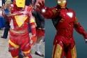 أغرب طريقة لتقليد شخصية Iron Man