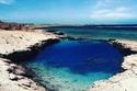 بحيرة النيزك الرائعة