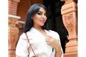 أعلنت ملكة جمال إيران ليلي أحمد علي تسجيل أول أغنية لها