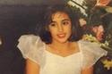 الفنانة ياسمين صبري في طفولتها والصورة المثيرة للجدل