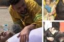بالصور لقطات محرجة لضحايا رامز بيلعب بالنار بعد بهدلة ملابسهم بسبب رشهم المبالغ بالماء