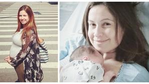 نجمات عرب قبل وبعد الولادة مباشراً: رقم 21 مظهرها قبل الولادة صادم