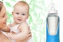 الرّضاعة الذكية التي تعمل على تتبع حبيبات الحليب التي لم تذب في الماء