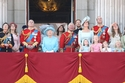 العائلة الملكية في إنجلترا