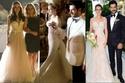 إطلالات فهرية إفجان في حفل زفافها من بوراك أوزجيفيت