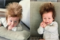 صور: تعرفوا على الرضيع صاحب أجمل شعر في العالم.. يخطف القلوب