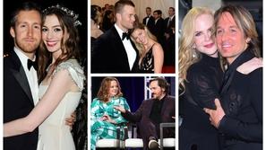 صور: بدون أي غيرة أو حقد.. نجمات أغنى بكثير من أزواجهن المشاهير