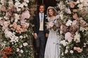 صور: حفل زفاف الأميرة بياتريس وتفاصيل التاج الخرافي الذي أطلت به
