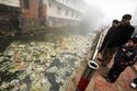 صور تعكس مشكلة التلوث في الصين