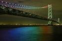 جسر أكاشي كايكو في اليابان