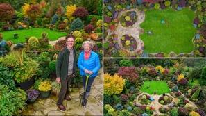 أفضل حديقة في موسم الخريف.. قام برعايتها زوجان لمدة 37 عاماً