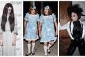 35 صورة رائعة .. مشاهير استوحوا أزياء الهالوين من الأفلام