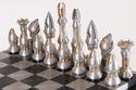 شطرنج غريب الشكل