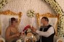 صور مؤثرة لحفل زفاف داخل أحد السجون في تونس في واقعة فريدة من نوعها!