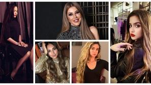 صور: بدون وصلات شعر .. نجمات عرب سحرن الجمهور بالشعر الطويل