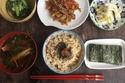 النظام الغذائي صحي في اليابان