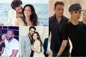 صور نجمات عرب تزوجن من رجال غاية في الوسامة رقم 17 تمسكت به رغم السجن