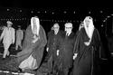 الملك سلمان خلال استقباله أحد الوفود الأجنبية
