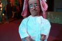 أشهر قزم في السينما المصرية