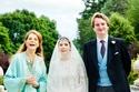 لقطات من حياة الأميرة راية بنت الحسين: هكذا كانت في زفاف الملكة رانيا