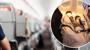 حيلة ذكية تحول مقعدك في الطائرة إلى سرير مريح