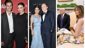 صور: جميلات تزوجن من أغنى الرجال بالعالم..هذه النجمة تزوجت ثري عربي