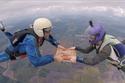 تجربة تناول الفطائر في السماء كانت هذه هي القفزة الأكثر روعة