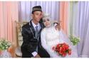 عمرها 65 عاماً: سيدة مسنة تتزوج ابنها بالتبني في حفل زفاف ضخم