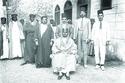 الملك عبد العزيز بعد دخول مكة